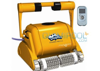 Limpiafondo automático Dolphin Dynamic Prox