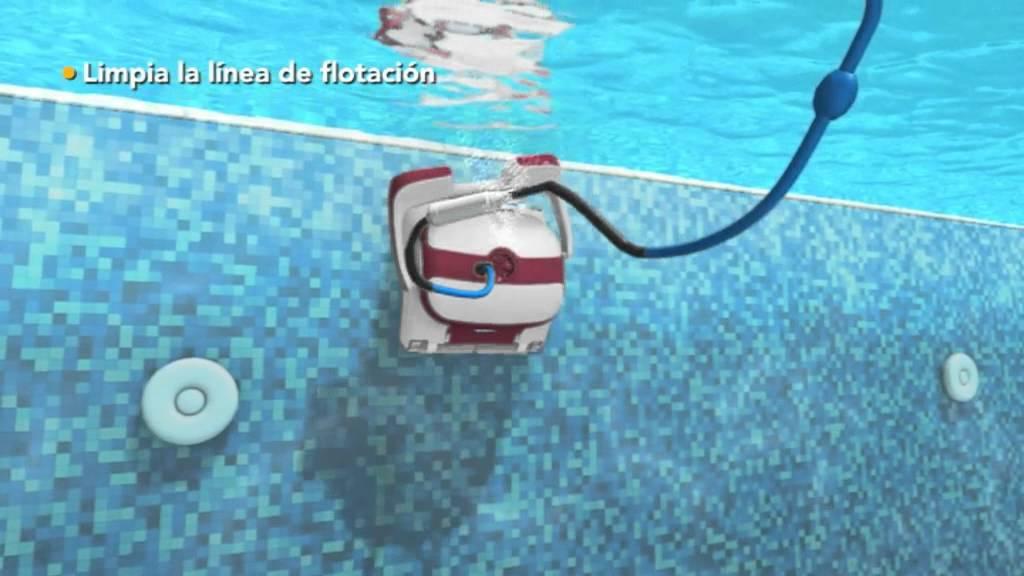 Cómo elegir tu limpiafondos de piscina: de succión, de presión o robótico